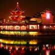 Pagoda at night - Foto Stock