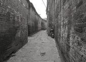 Empty street — Stock Photo