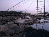 On the seashore — Stock Photo