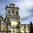 Church  in the city of Evora. - Stock Photo
