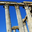 Evora:Roman temple. — Stock Photo