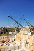 Marble quarry at Portugal. — Stock Photo