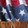 Royalty-Free Stock Photo: American economy