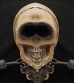 Grinning skull — Stock Photo