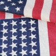 Two Americflags — Stock Photo #2521700