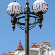 Straat lamp — Stockfoto