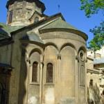 Very old church in Ukraine — Stock Photo