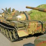 ������, ������: Battle tank column