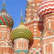 Royalty-Free Stock Photo: St. Basil\'s cathedral in Moscow