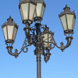 Stock Photo: Outdoor lighting