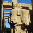 Stock Photo: Karnak - ancient temple of Luxor