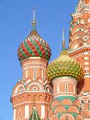 Cattedrale di San Basilio a Mosca — Foto Stock