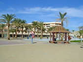 Hurghada, Egypt, summerhouse — Foto Stock