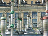 Electrical operating area — Stock Photo