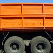 Trucking industry — Stock Photo