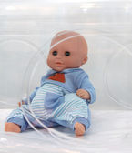 Infant incubator — Stock Photo