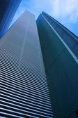 Shinjuku office — Stock Photo
