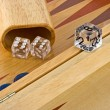 Backgammon - Stock Photo