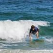 Teenage Surfer — Stock Photo #2038903
