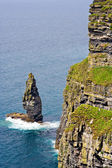 The Cliffs of Moher — Stock Photo