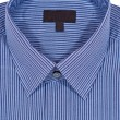 Blue Pinstriped Dress Shirt — Stock Photo #2112983