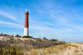 Lighthouse on the Beach — Stock Photo