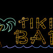 Tiki Bar Sign — Stock Photo #2138840