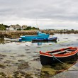 Boats on Galway Bay — Stock Photo #2248565