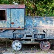 Old Train Car — Stock Photo #2373658