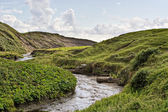 Stream in Ireland — Stock Photo