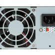 Computer Power Supply and Fan — Stock Photo