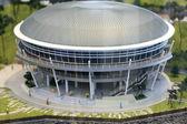 Miniature of APEC building in Korea — Stock Photo