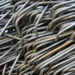Stock Photo: Steel Reinforcement