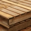 Wood Pallet — Stock Photo