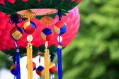 Korean lanterns — Stock Photo
