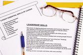 Leadership training workshop — Stock Photo