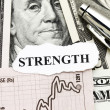 Strength of Business Profit — Stock Photo #2474110
