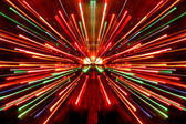 Light explosion — Stock Photo