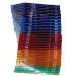 Dvd cd jewel cases — Stock Photo #2010187