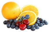 Fruit mixed — Stock Photo