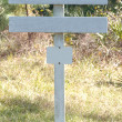 Stock Photo: Sign post
