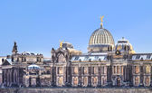 Dresden old town — Stock Photo