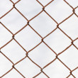 Knotted grid — Stock Photo