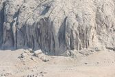 Close-up image of cliff-Location Pag isl — Stock Photo