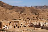 Beduínský dům — Stock fotografie