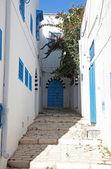 Sidi bou ha detto — Foto Stock