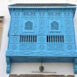 Kairouan window, Tunisia - Stock Photo