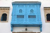 Kairouan window, Tunisia — Stock Photo