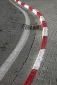Road pattern — Stock Photo