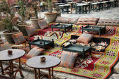 Hammamet cafe — Stock Photo